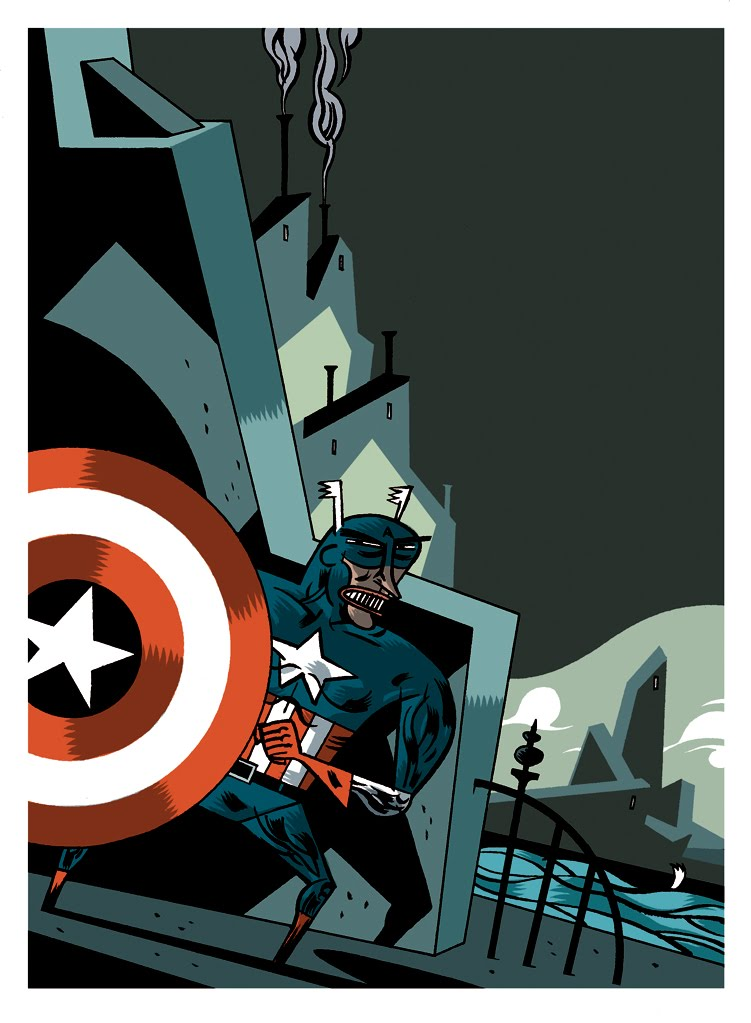 Capitán America DEF