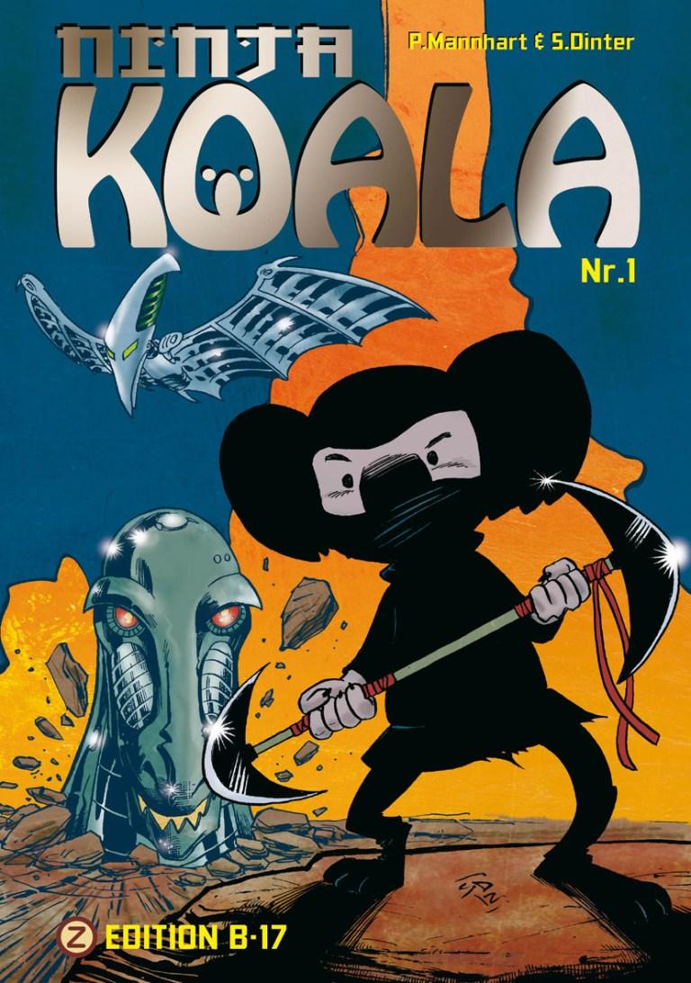 CRFF006 – Ninja Koala