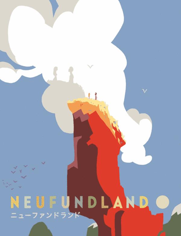 CRFF017 – Neufundland