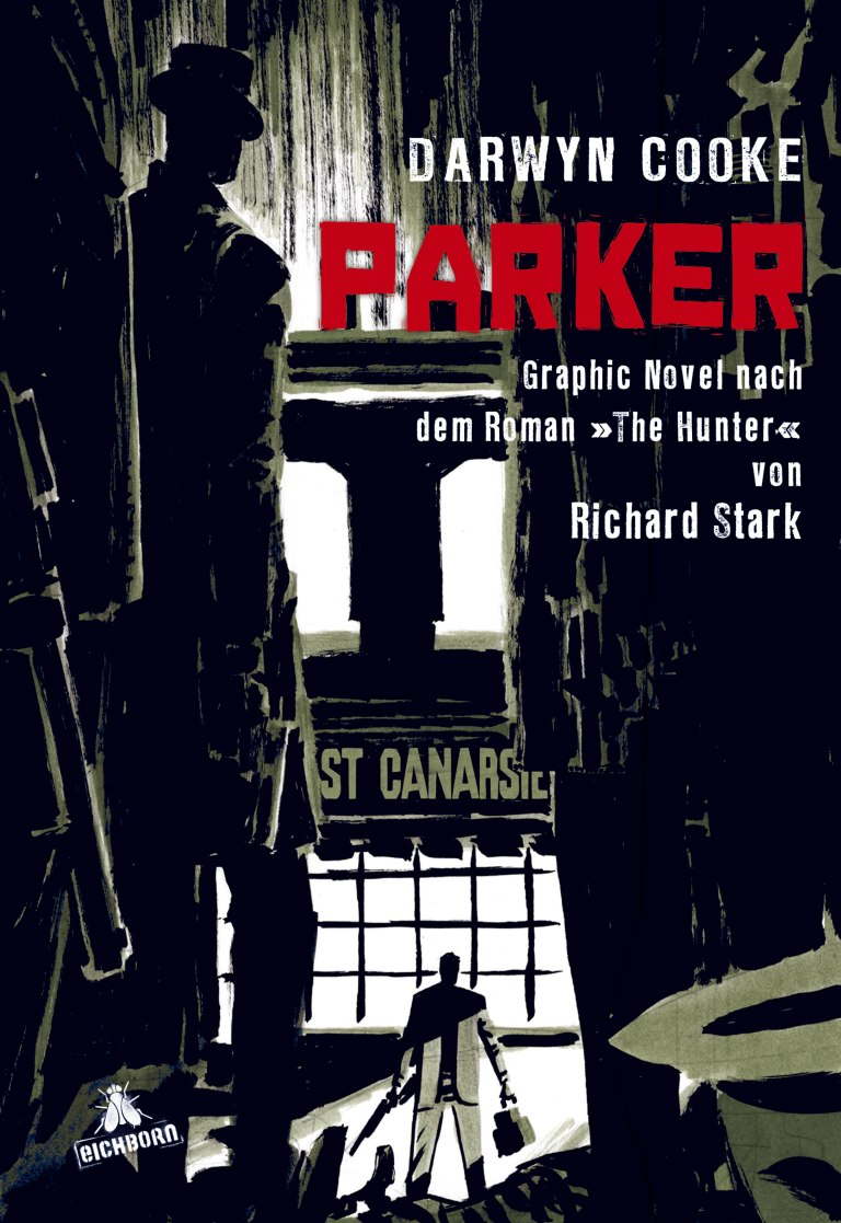 CRFF044 – Parker: The Hunter