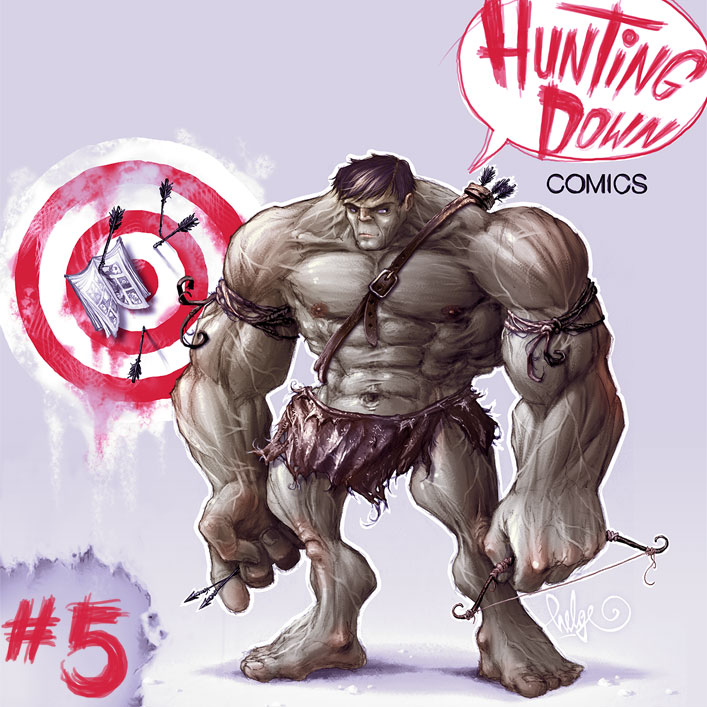 Hunting Down Comics #5