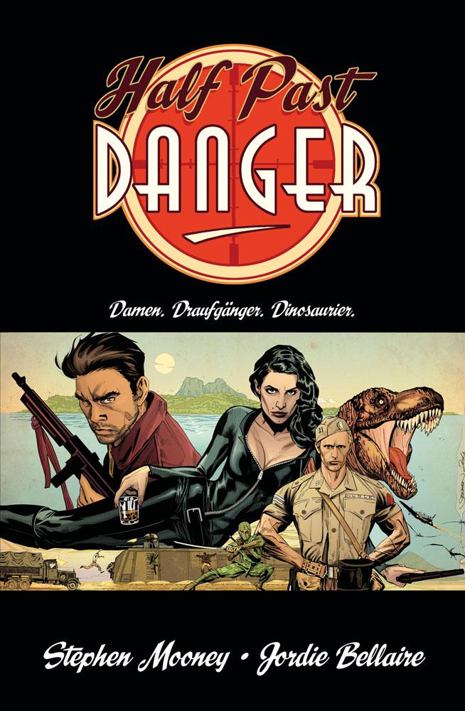 CRFF092 – Half Past Danger