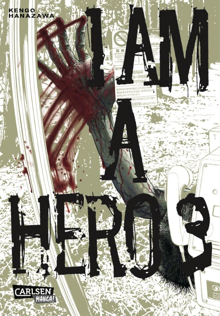 CRFF093 – I Am A Hero, Band 3
