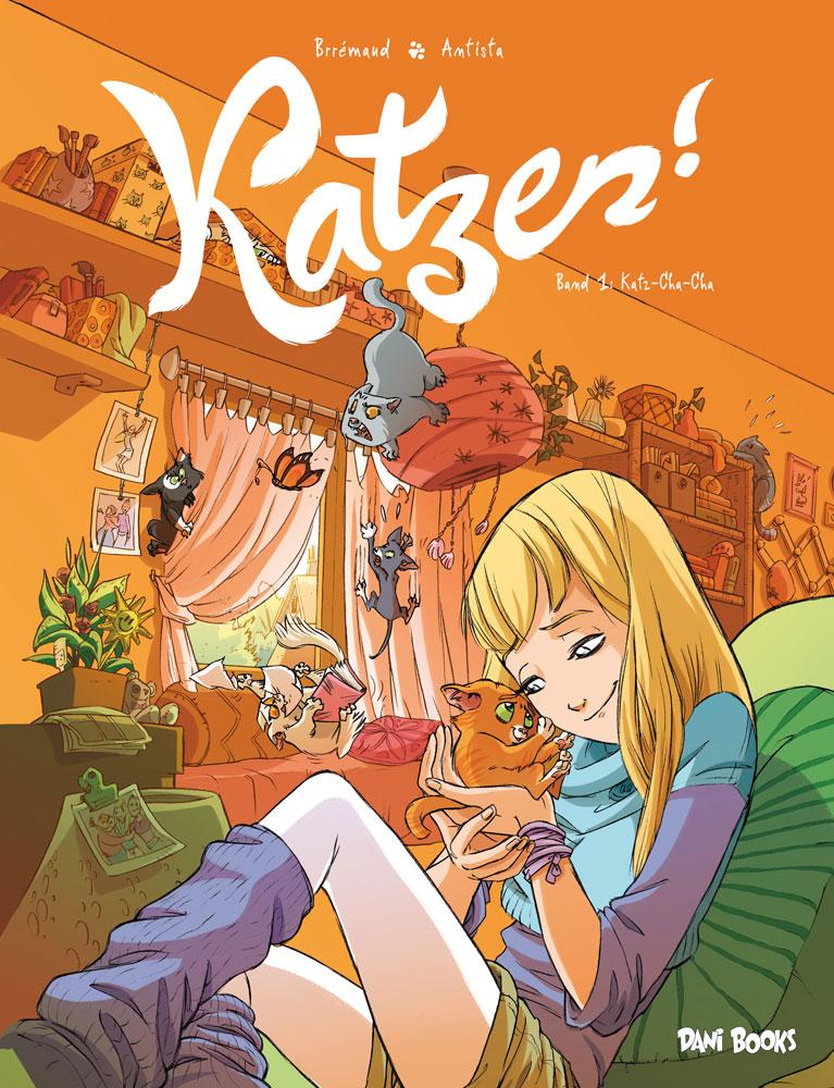 CRFF100 – Katzen! – Band 1: Katz-Cha-Cha