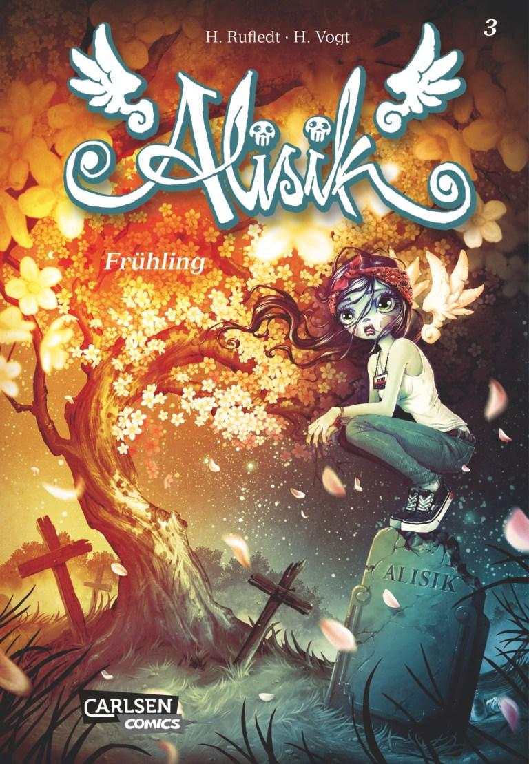 CRFF102 – Alisik, Band 3: Frühling
