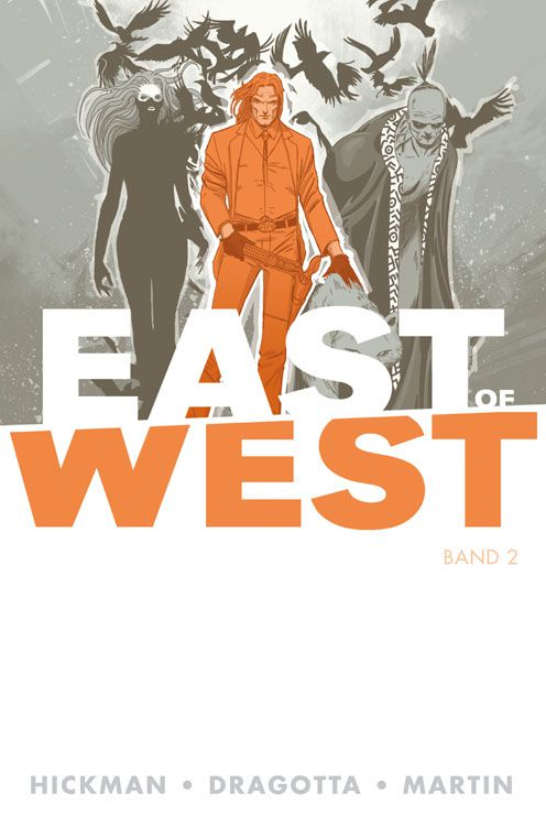 CRFF125 – East of West, Band 2
