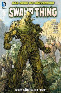 CRFF128 – Swamp Thing: Bd. 5: Der König ist tot