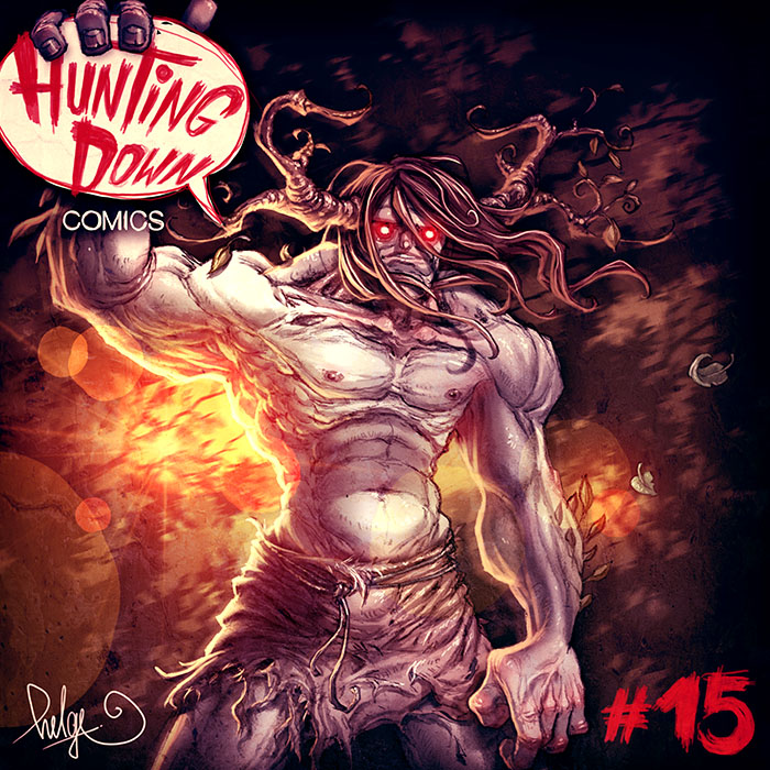 Hunting Down Comics #15