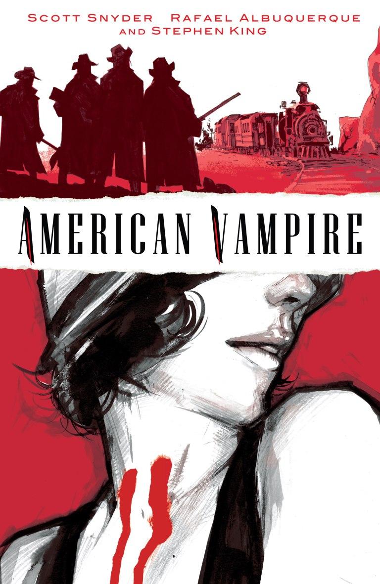CRFF158 – American Vampire