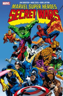 CRFF199 – Marvel Super Heroes Secret Wars