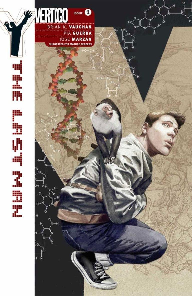 CRFF200 – Y The Last Man