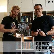 CRFF210 – Helge Vogt im Interview mit Michael Peinkofer