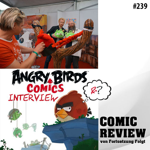 CRFF239 – Angry Birds & Interview