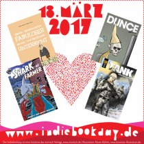 Indie(comic)bookday 2017