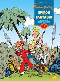 CRFF256 – Spirou & Fantasio Gesamtausgabe 1: Die Anfänge eines Zeichners