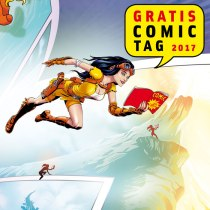 Gratis Comic Tag 2017