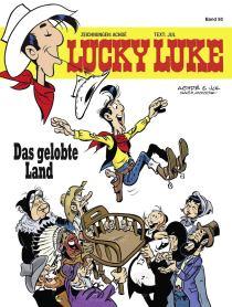 CRFF264 – Lucky Luke: Das gelobt Land