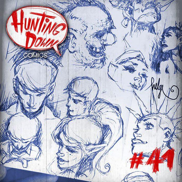 Hunting Down Comics #41