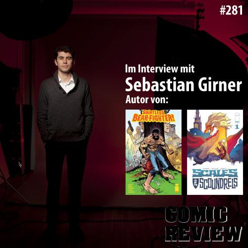 CRFF281 –  Im Interview mit Sebastian Girner