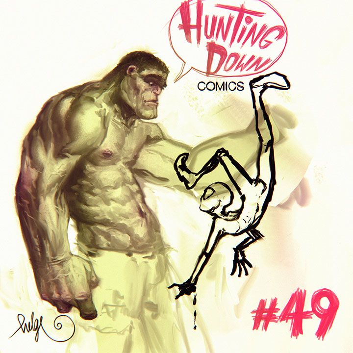 Hunting Down Comics #49