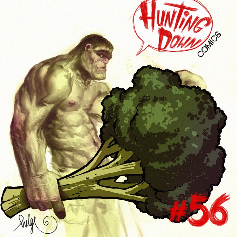 Hunting Down Comics #56