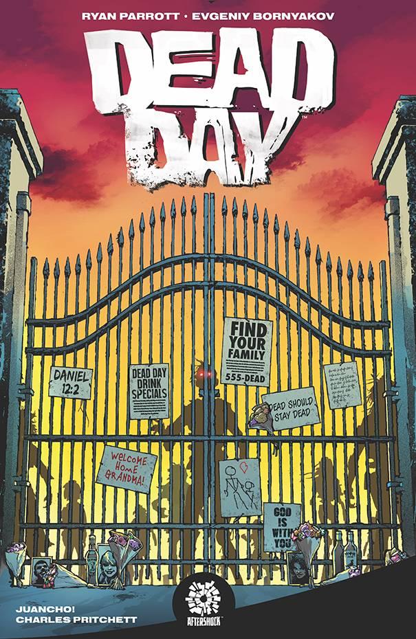 CRFF342 – Dead Day