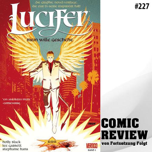 Lucifer – Mein Wille geschehe: Bd. 1