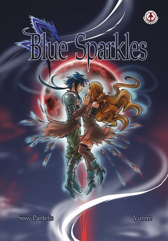 Blue Sparkles by