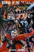 Black Bat vs Dracula