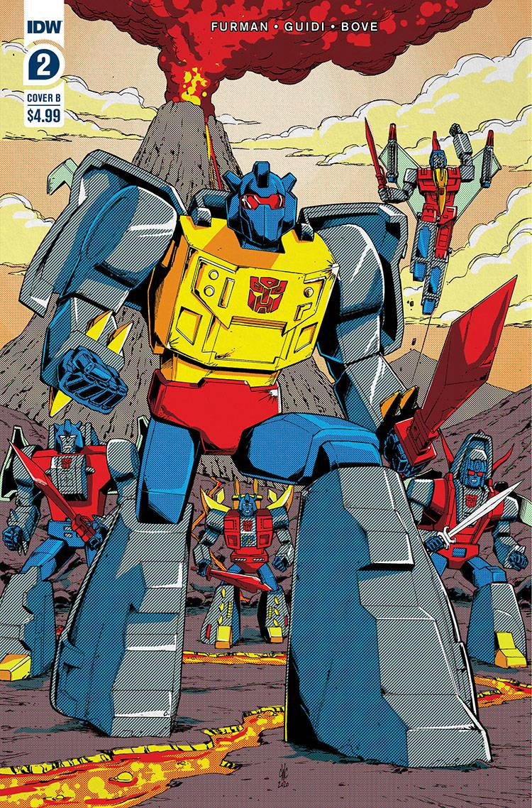 789605_transformers-84-secrets-lies-2-cover-b-coller ComicList: IDW Publishing New Releases for 08/19/2020