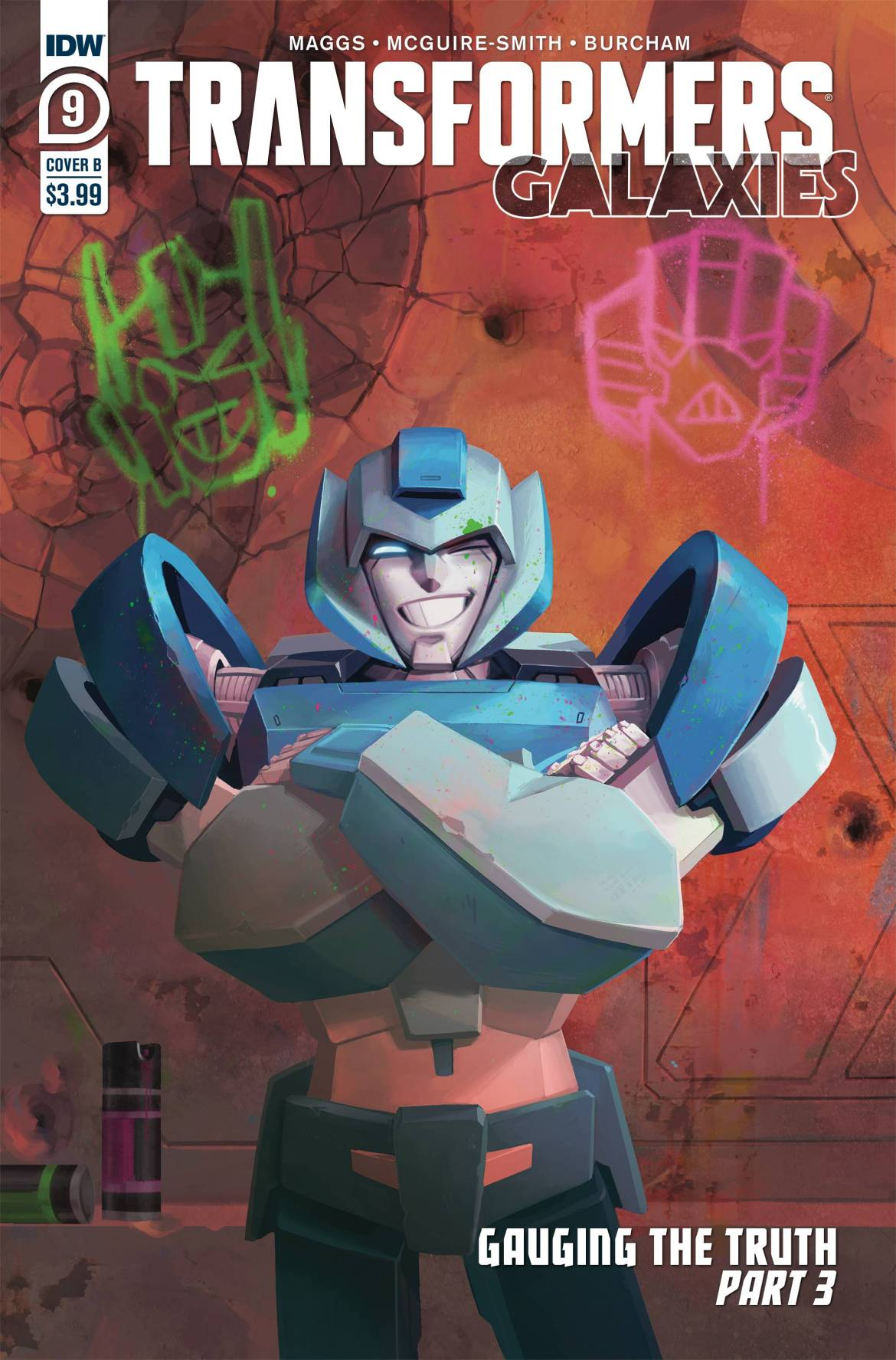 790558_transformers-galaxies-9-cover-b-pitre-durocher ComicList: IDW Publishing New Releases for 09/09/2020