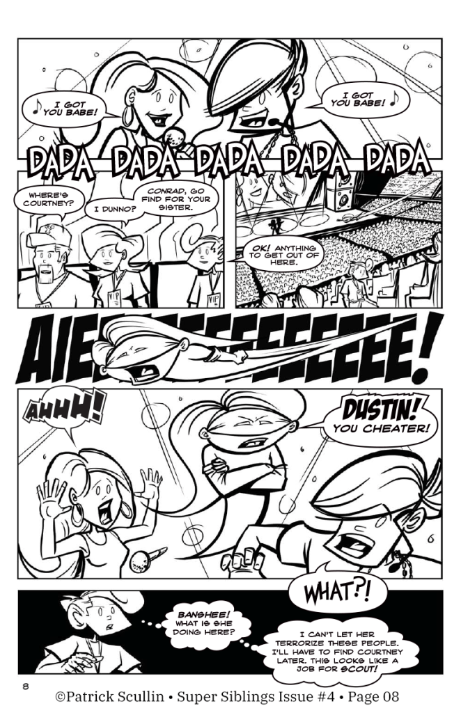 Super Siblings Issue 04 Page 08