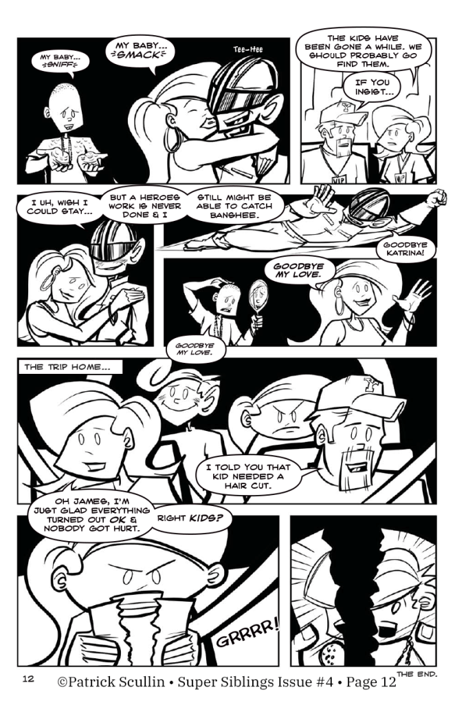 Super Siblings Issue 04 Page 12