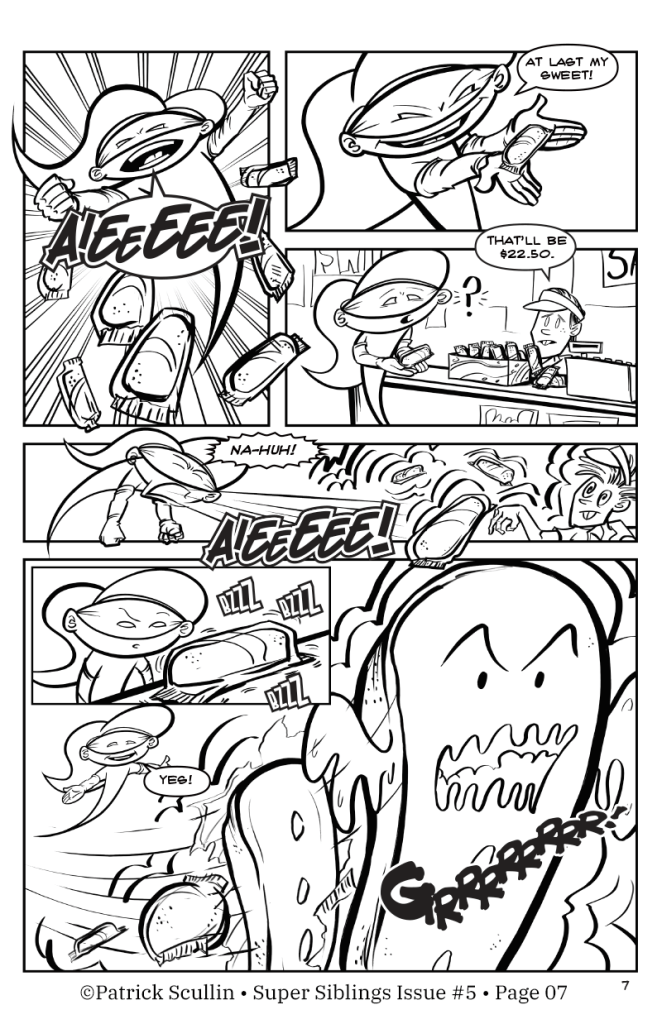 Super Siblings Issue 05 Page 07