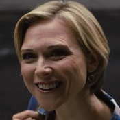 Tracy Middendorf as Mary Donovan in Boy Wonder