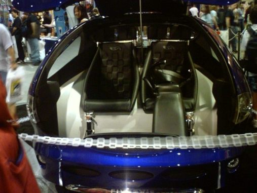 Comic-Con 2005 Hot Wheels Car