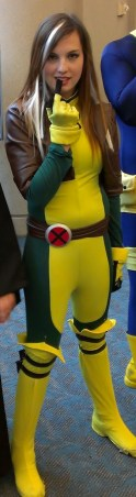 Rogue Cosplayer at Comic-Con