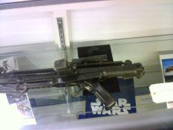 Comic-Con 2005 Star Wars Movie Props, Blaster