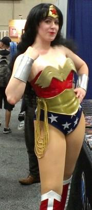 Wonder Woman's boobs