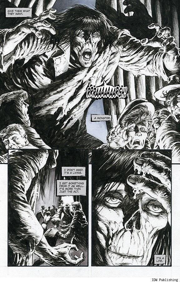 Frankenstein Book Creation