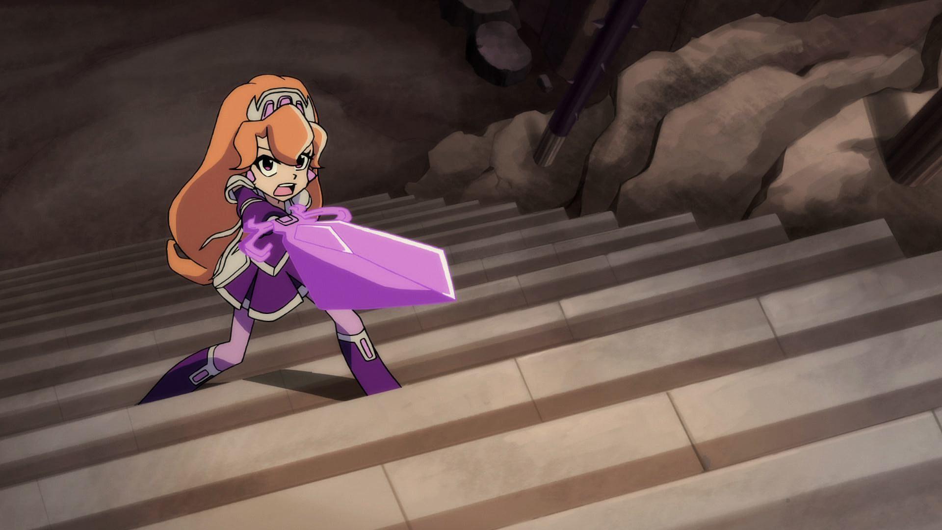 Princess Amethyst Gemworld Rule