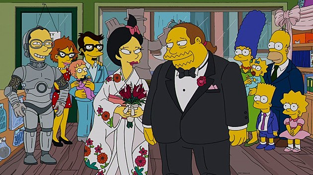 Image result for Kumiko Simpsons
