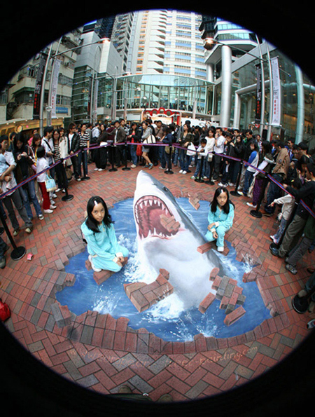 3D Shark (Manfred Stader)