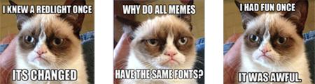 Grumpy Cat Meme Samp