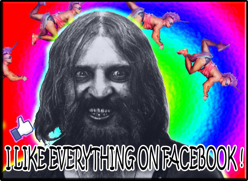 i like everything facebook