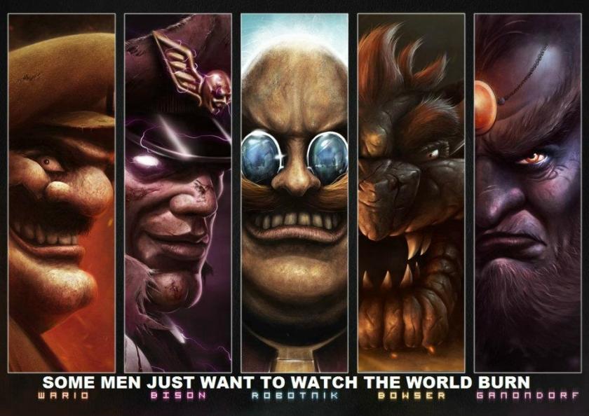 awesome bad guys