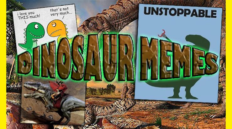 Dinosaur Memes