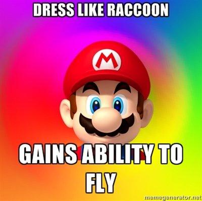 mario video gaming logic meme 1