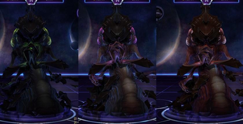 heroes storm Abathur skins master