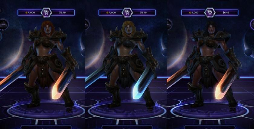 heroes storm sonya skins default